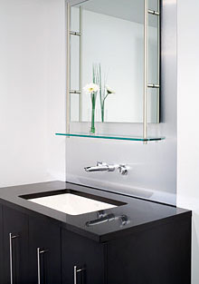 We have a great deal of experience as a bathroom remodeling contractor